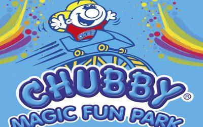 Kom jij ook naar het Chubby Magic Fun Park?