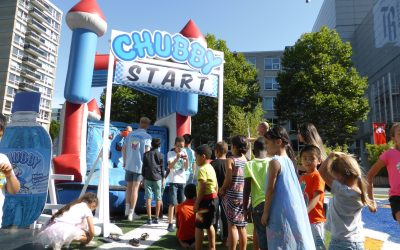 Chubby Magic Fun Park op Rotterdam Unlimited